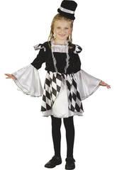 Costume Arlecchino Ragazza L