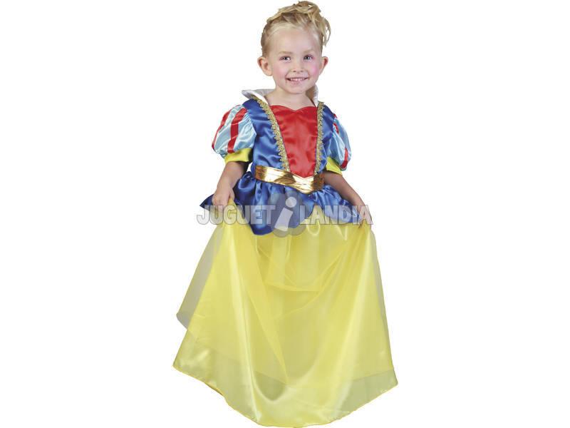 Disfraz Princesa de las Nieves para Bebé Talla S