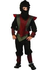 Kostüm Ninja Warrior Baby Größe S