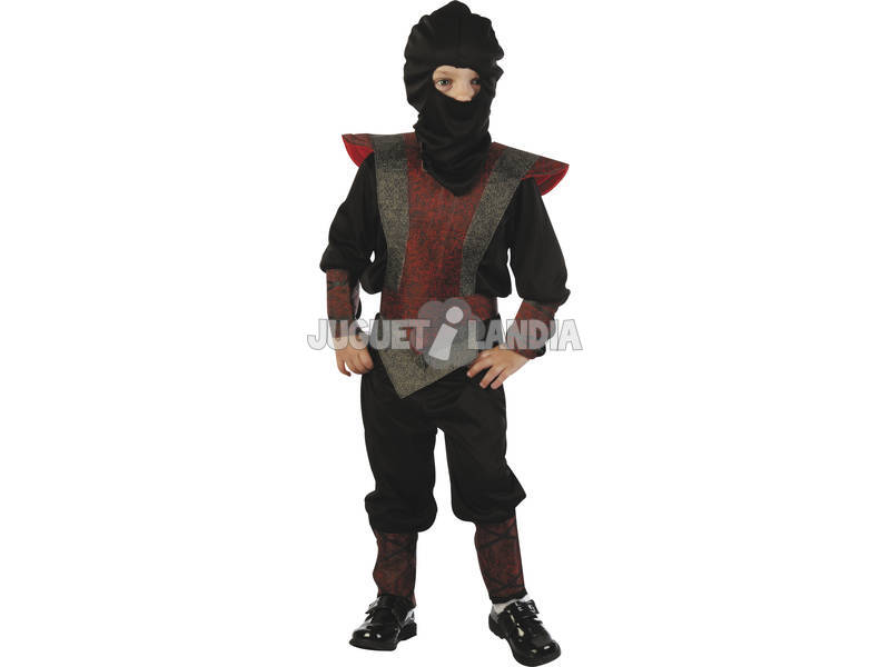 Disfraz Ninja Warrior Bebé Talla M