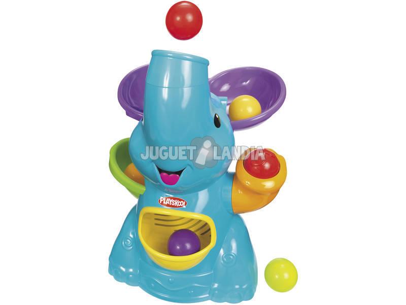 Playskool trompa ball
