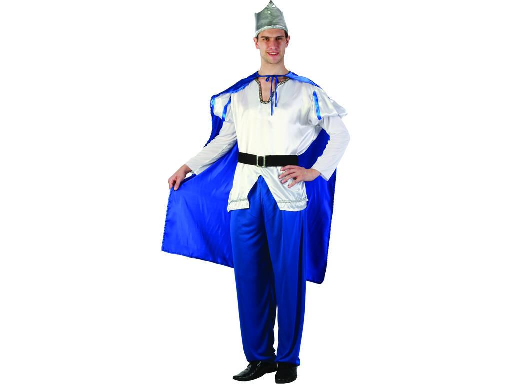 Fantasia Rei Homem Tamanho XL