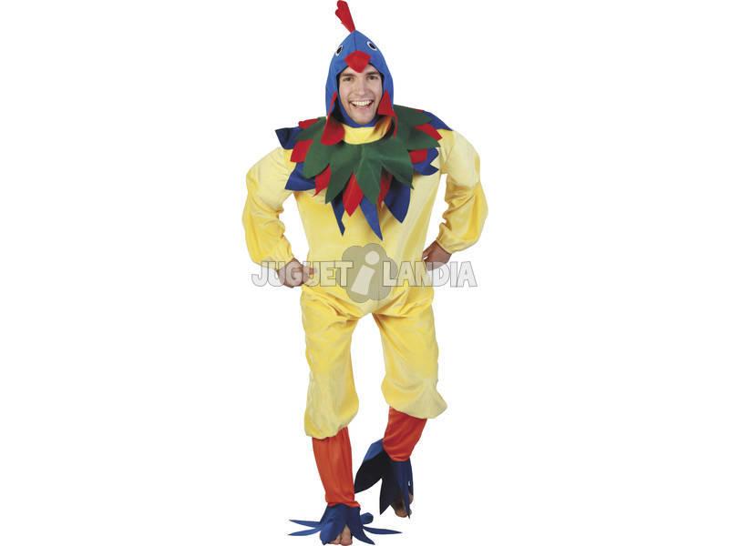 Disfraz Gallo Hombre Talla XL