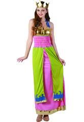 Disfraz Diosa del Mar Mujer Talla L