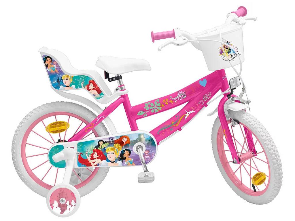 Bicicleta Disney Princesas 16 Toimsa 645