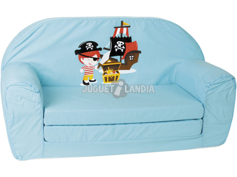 Sofa Pirata Azul