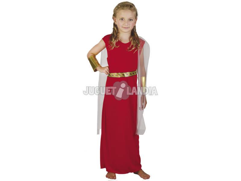 Disfraz Romana Niña Talla M