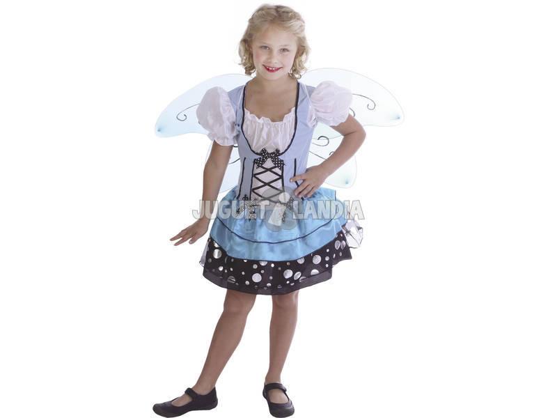 disfraz mariposa nia talla m