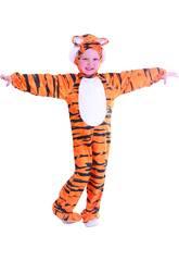 Disfarce Tigre Raias para Bebé Tamanho M