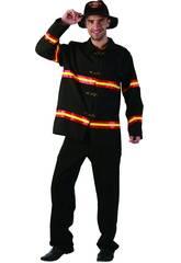 Maschera Pompiere Uomo Taglia XL
