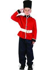 Costume Guardia Reale Ragazzo L