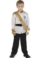 Disfraz Oficial de Guardia Niño Talla S