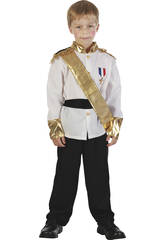 Disfraz Oficial de Guardia Niño Talla M