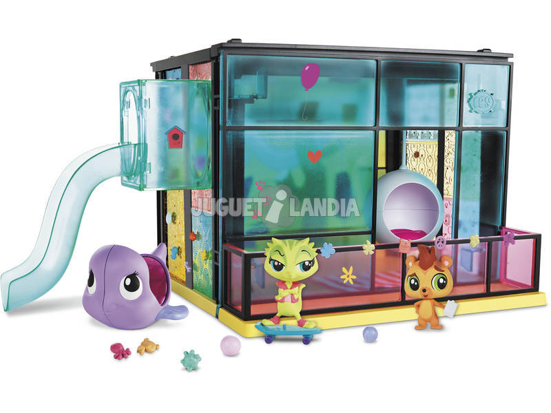 Littlest pet shop La Stanza del divertimento