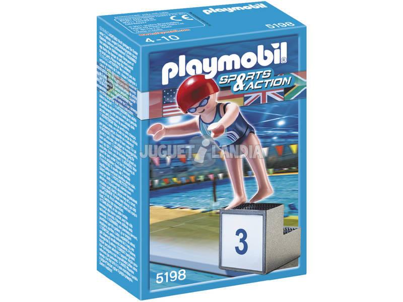 Playmobil natacion