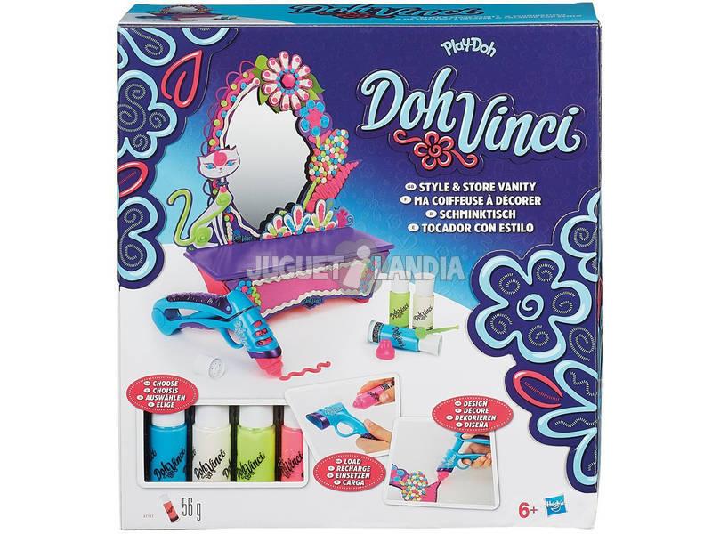 Play Doh Dohvinci Tocador con Estilo