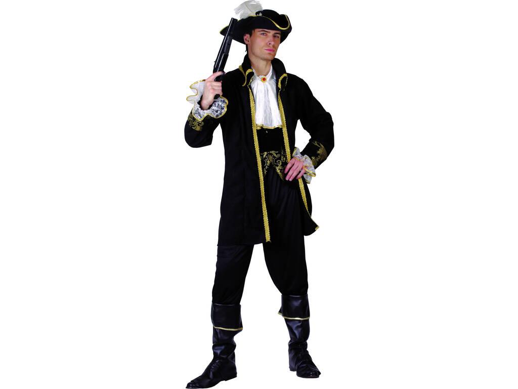 Disfraz Bucanero Hombre Talla XL