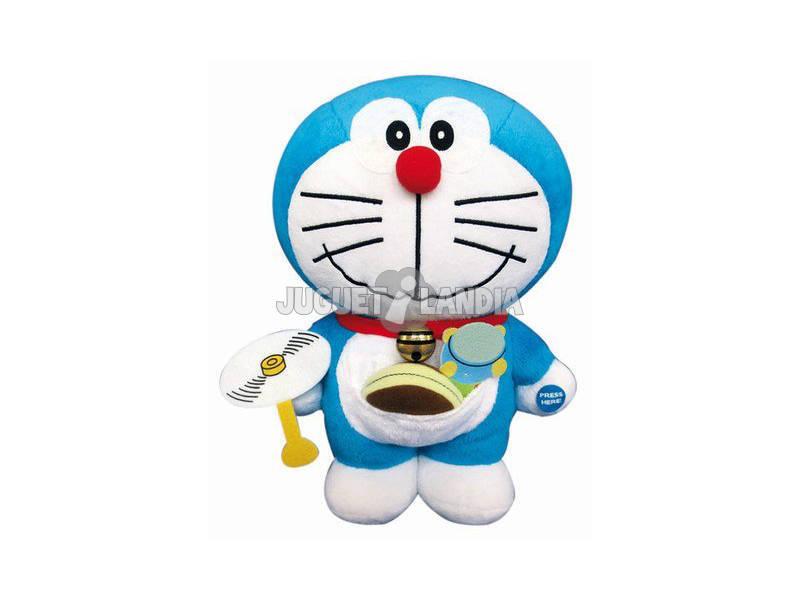 Doraemon Peluche Chiacchierone 30 cm.