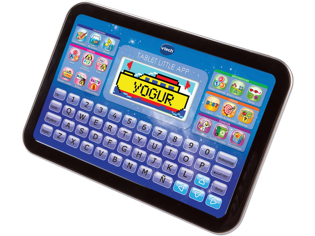 Tablet Little APP Pantalla Color Vtech 155222