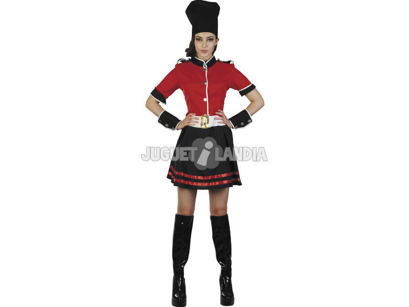 Costume Guardia Reale Donna XL