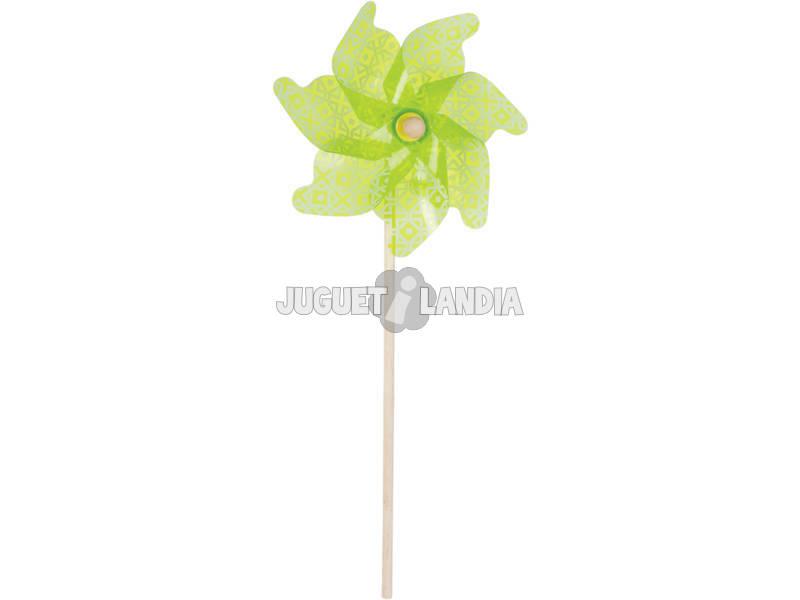 Girandola Verde 72 cm