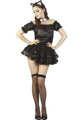 Costume Gattina Donna L