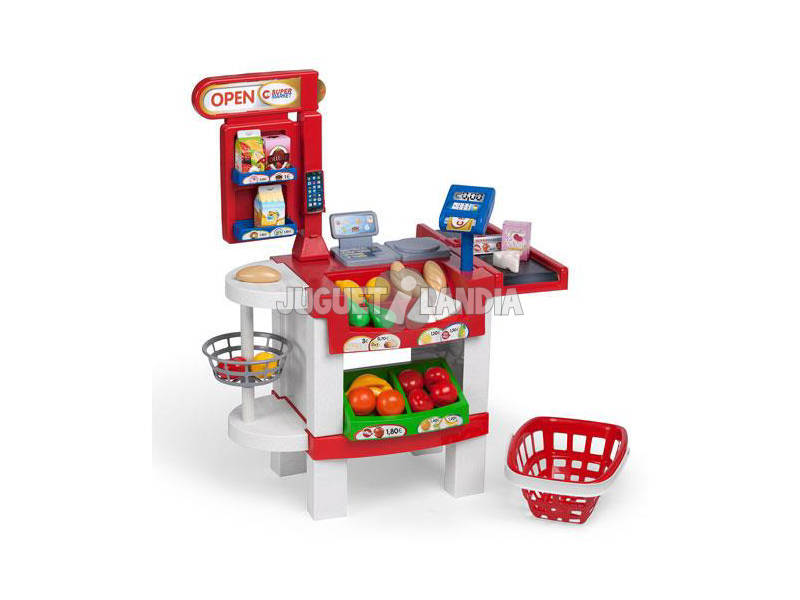 Supermercado Shopper Deluxe Chicos 84104