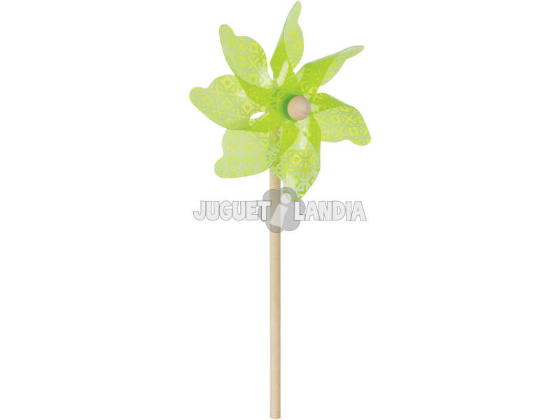 Girandola Verde 36 cm