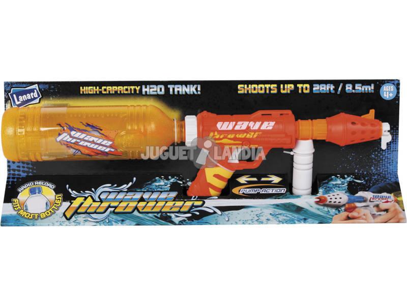 Pistola Agua con Depósito 750 ml.