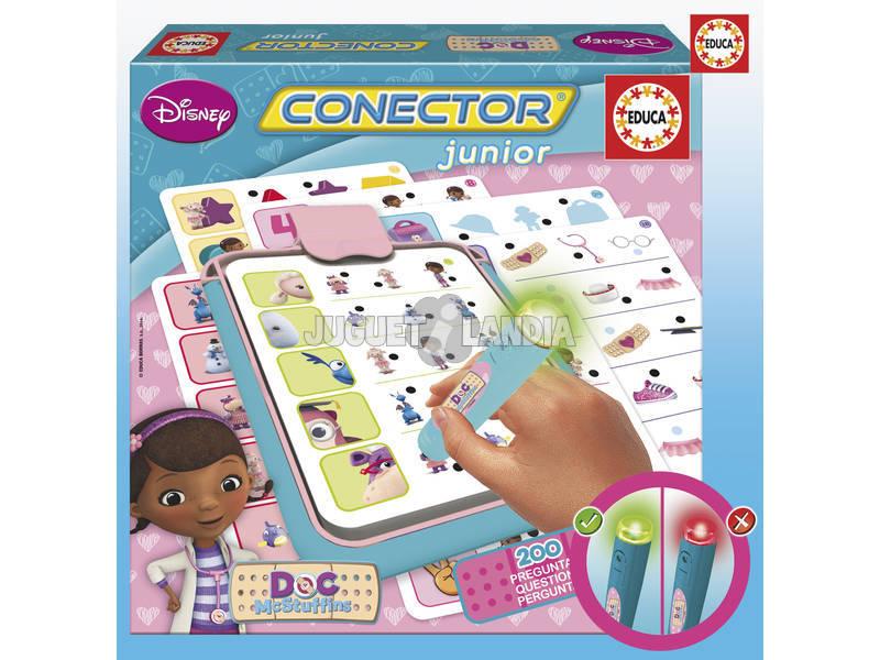 Conector Junior Doctora Juguetes