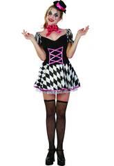 Costume Arlecchino Donna L
