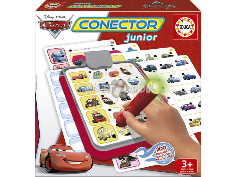 Conector Junior Carros Educa 16136