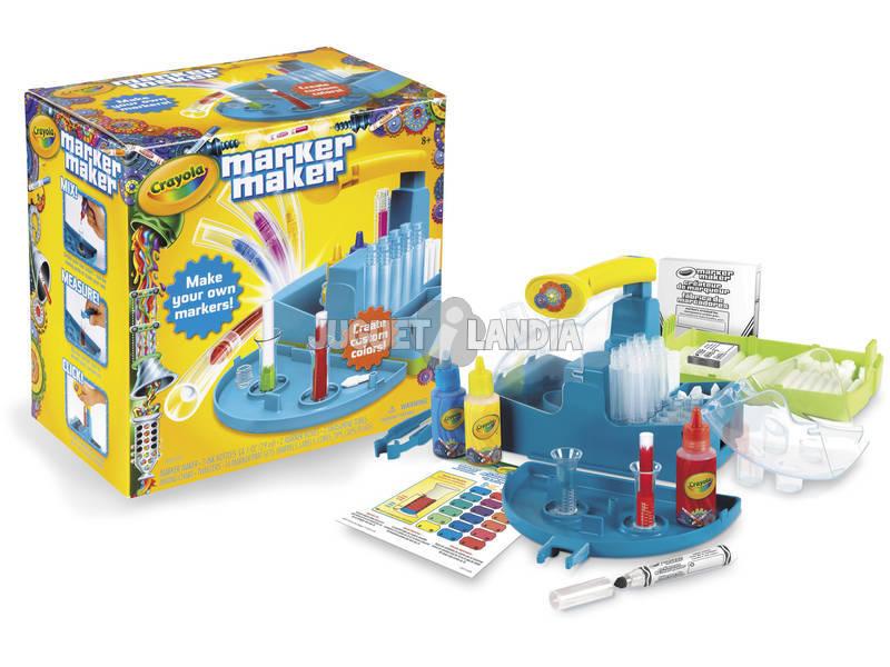 Marker Maker Fabrica de Rotuladores - Juguetilandia