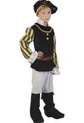 Déguisement de prince médiéval taille M