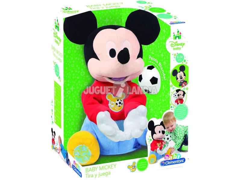 Mickey Com Bola