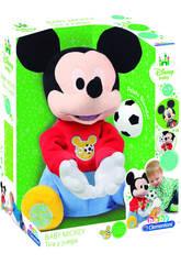 Mickey avec Balle