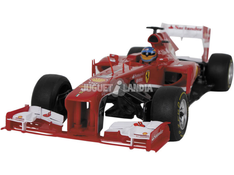 Radio Control 1:12 Ferrari F1 Teledirigido