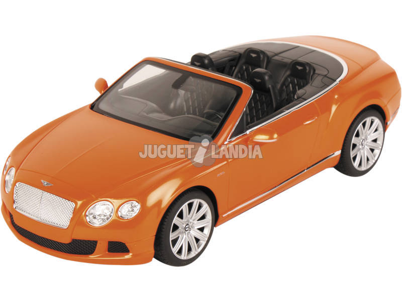 Auto Telecomandata 1:12 Bentley Continetal Gt Speed