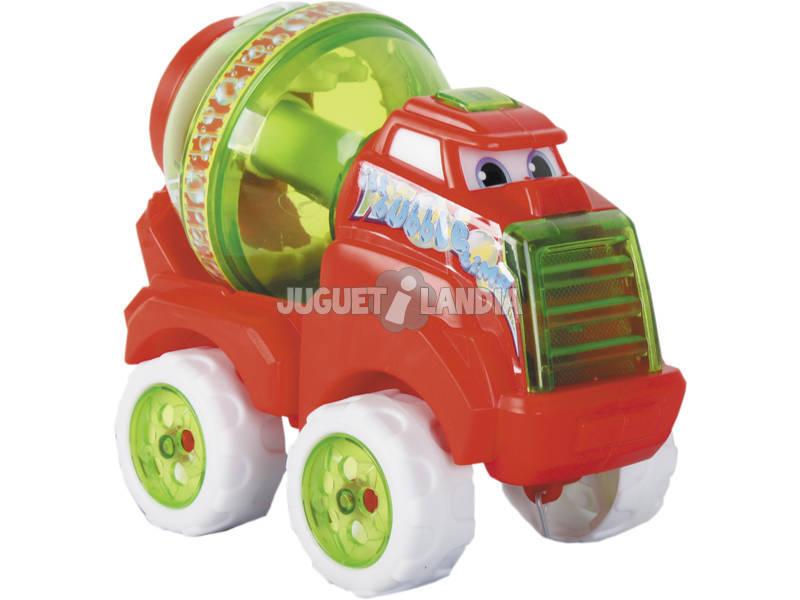 Camion Bétonnière À Bulles