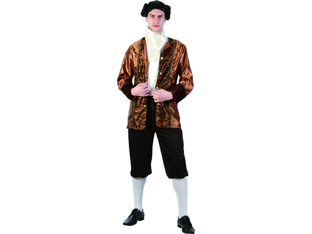 Disfraz Noble Hombre Talla XL