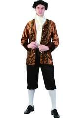 Kostüm Edelmann Mann Größe XL