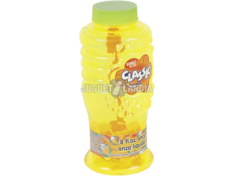 Sabão líquido para bolhas de sabão 236 ml.