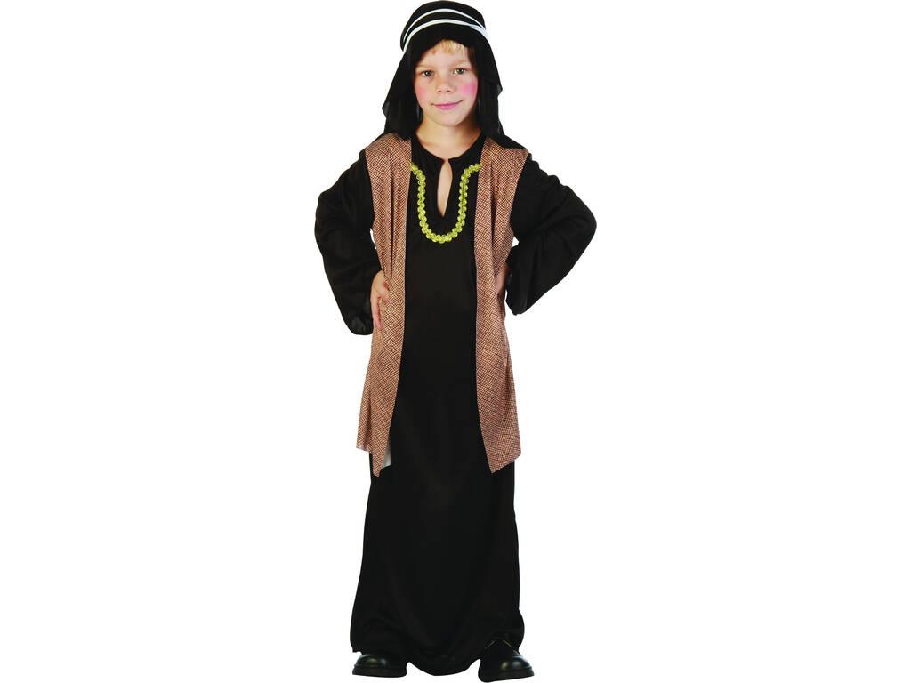 Disfraz Jeque Arabe Niño Talla L