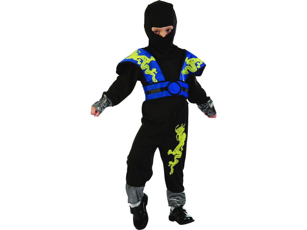 Disfarce Ninja Dragão Bebé Tamanho S