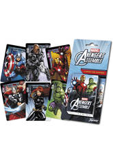 Baraja Infantil Avengers