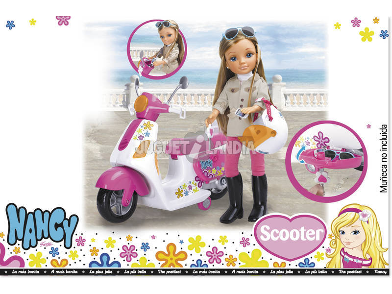 Nancy Scooter