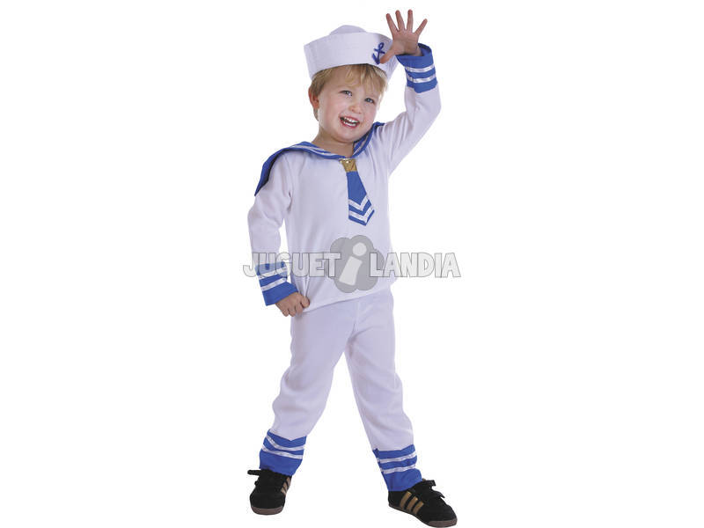 Disfraz Marinero Bebé Talla S