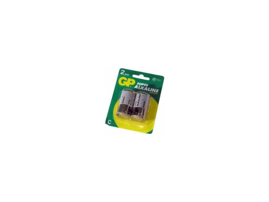 Blister 2 pilas R14/C Alcalinas G.P