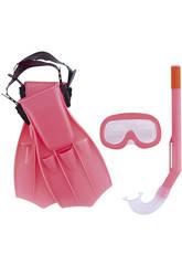 Set Snorkel 4 Piezas
