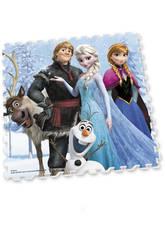 Puzzle Foam Frozen